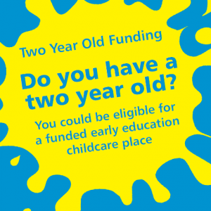 2 Year Old Childcare Funding Entitlement